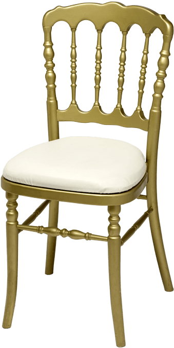 Chaise Napol 233 On Iii Dor 233 E Assise Blanche Duquesne